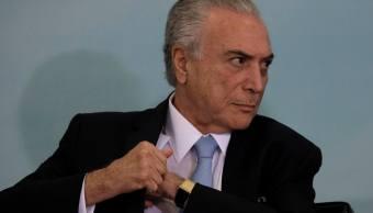 Brasil, corrupción, Temer, sobornos, Policía, presidente,