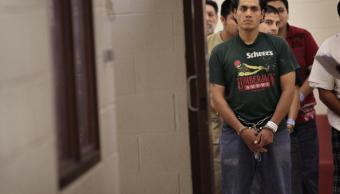 Migrantes indocumentados son repatriados desde estados unidos