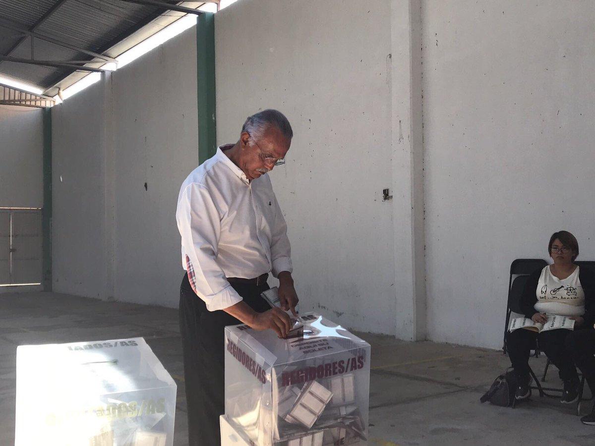 Miguel Ángel Navarro, Candidato de Morena a la gubernatura de Nayarit