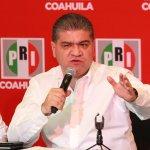 Miguel Riquelme, candidato del PRI a la gubernatura de Coahuila