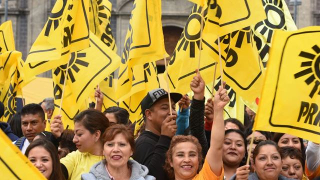 Elecciones Presidenciales 2018, PRD, AMLO, Alianza, Elecciones