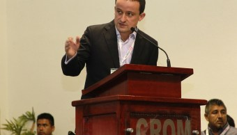 Mikel Arriola, director general del IMSS
