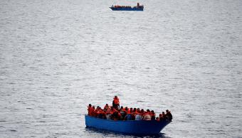 Miles de migrantes intentan diariamente llegar a las costas europeas