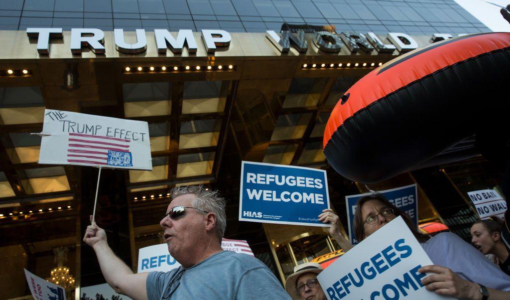 Trump, veto, decreto, visados, musulmanes, Estados Unidos,