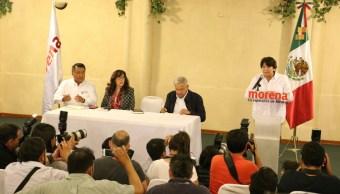 Delfina Gómez, AMLO, Morena, IEEM, recuento, votos