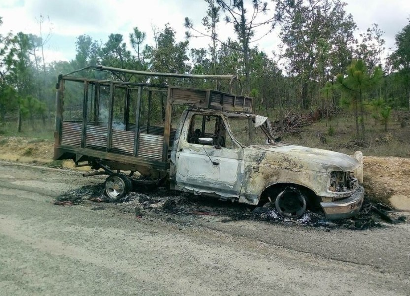 Emboscada en la Mixteca de Oaxaca deja cinco muertos aeb6972940c