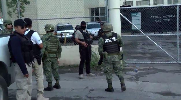 Nuevas detonaciones en el penal de Tamaulipas