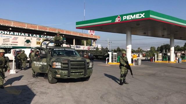 Realizan, Operativos, Gasolineras, Puebla, Operativos en gasilineras, Seguridad,