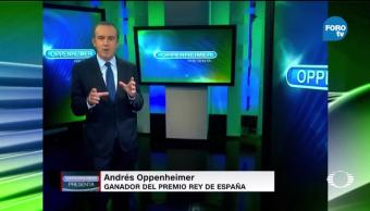 Andrés, Oppenheimer, Pressenta, El Estallido, Populismo, Venezuela