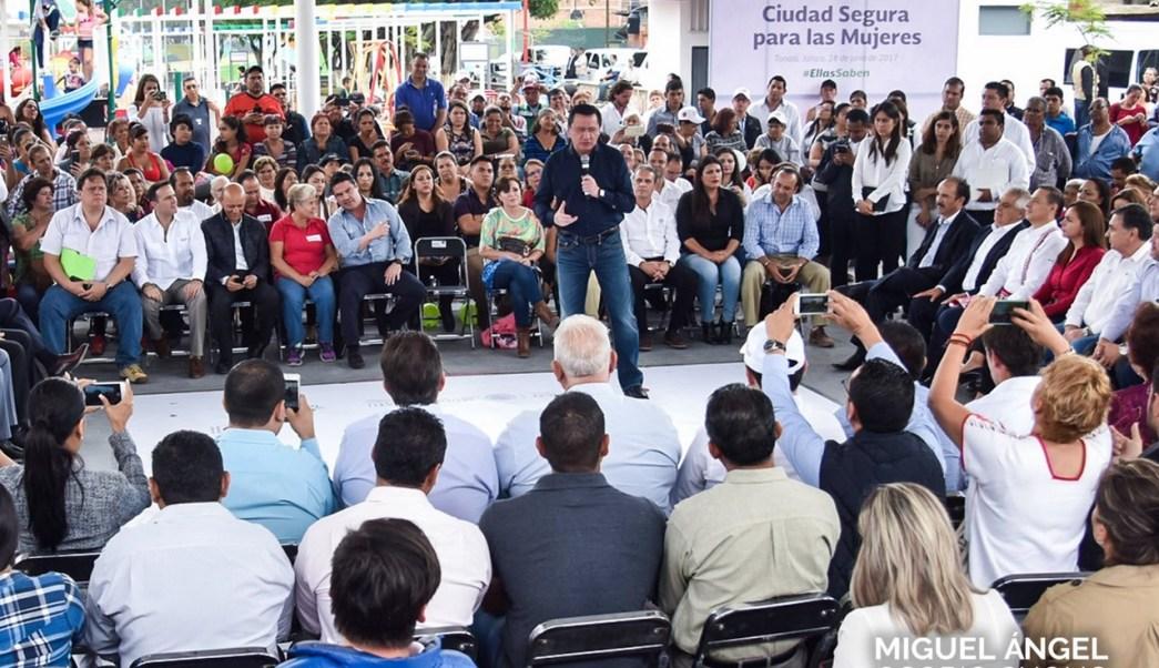 Violencia De Genero, Osorio Chong, Violencia Contra Mujeres, Tonala Jalisco