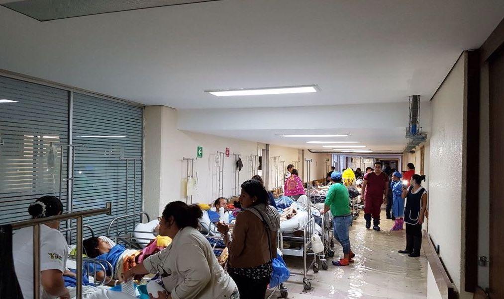 Pacientes, Hospital General La Villa, enfermos, nosocomios, cdmx