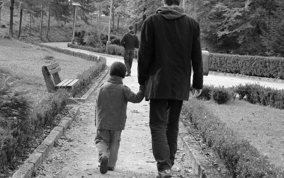 jardín niños, Ecatepec, día padre, niños
