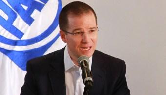 Ricardo Anaya habla de la destitución del titular de Fepade