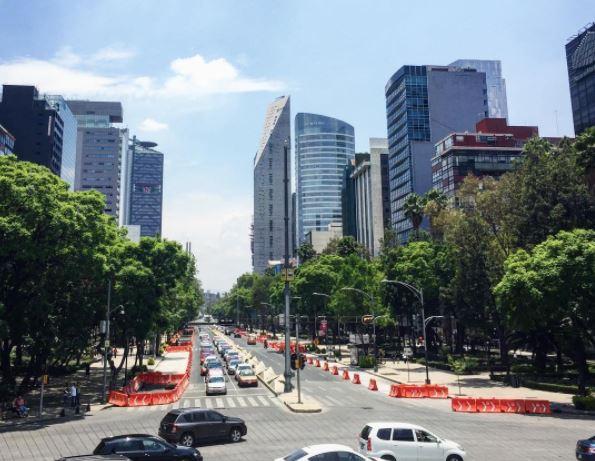 Metrobús, Reforma, INAH, Línea 7, transporte, juez, suspensión