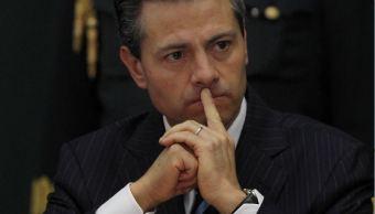 Presidente Enrique Pena Nieto Condena Ataque Mandos Policia Federal En Veracruz, Gobierno De Mexico, Policia Federal, Veracruz, Violencia En Veracruz, Grupo Armado