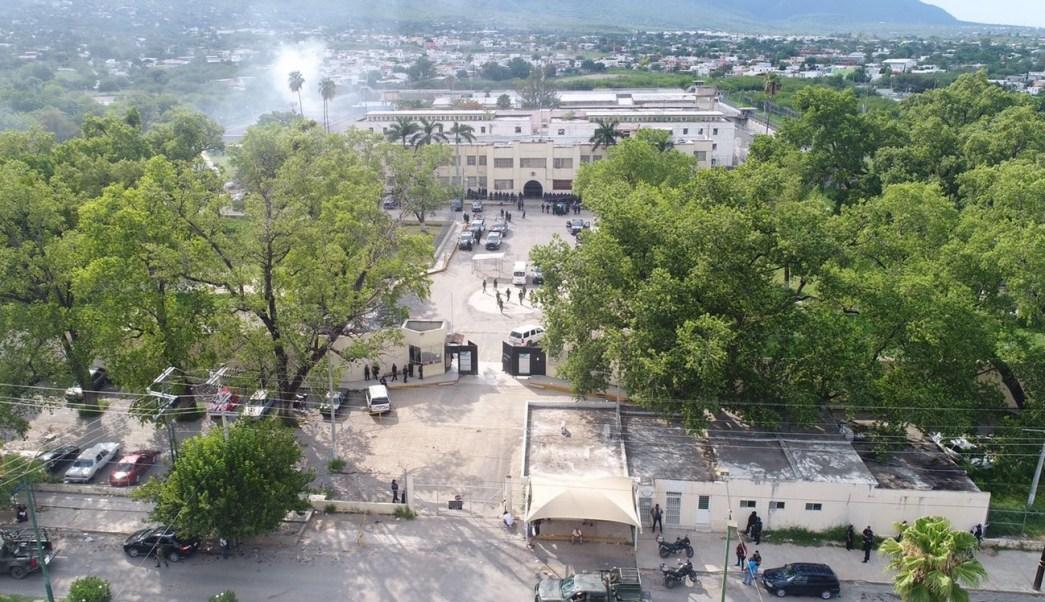 Situación de riesgo, penal de Ciudad Victoria, Tamaulipas. Seguridad