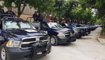 SSP, CDMX, operativo, seguridad, Miguel Hidalgo, Benito Juárez, Cuauhtémoc