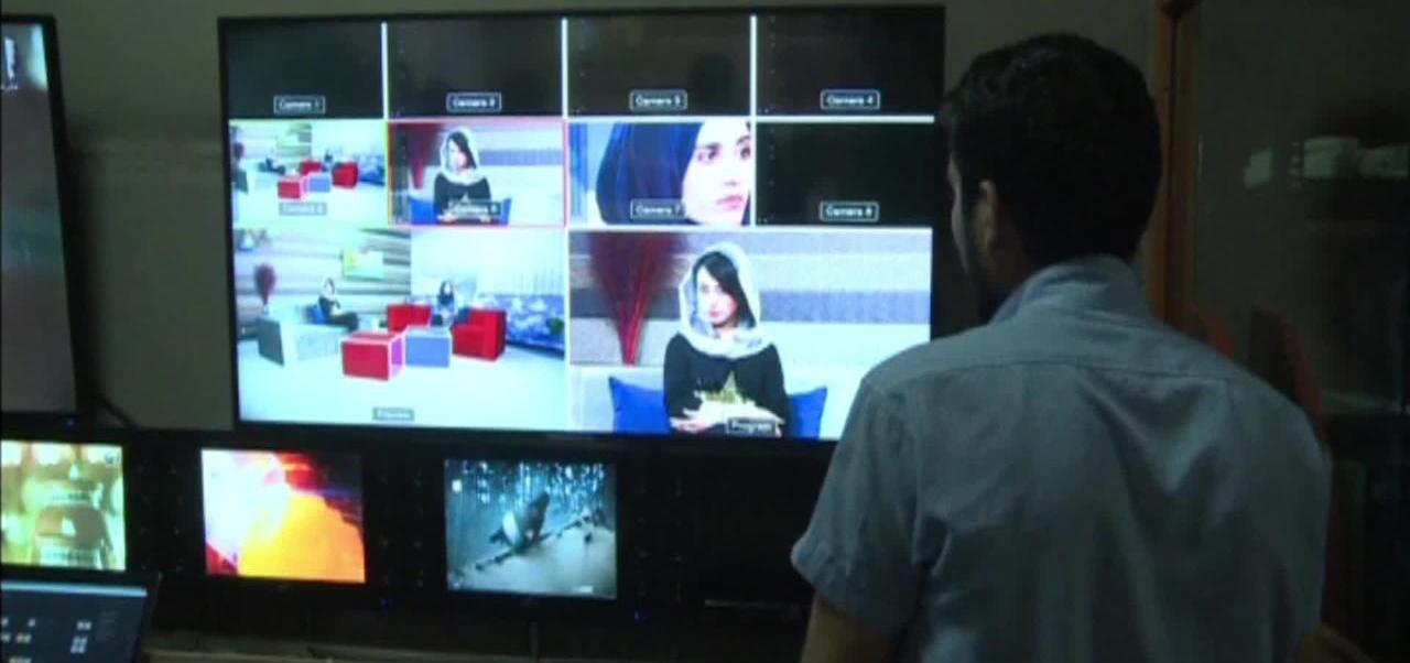 Primer canal, mujeres, Afganistán , televisión Zan Tv