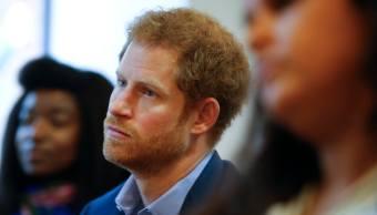 Príncipe Enrique de Inglaterra habla sobre la monarquía britanica