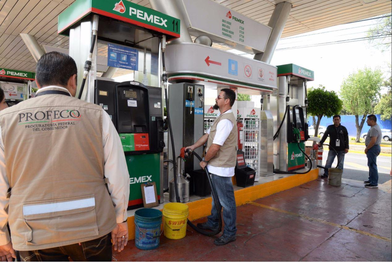 En Edomex, mayor número de mangueras irregulares en gasolineras