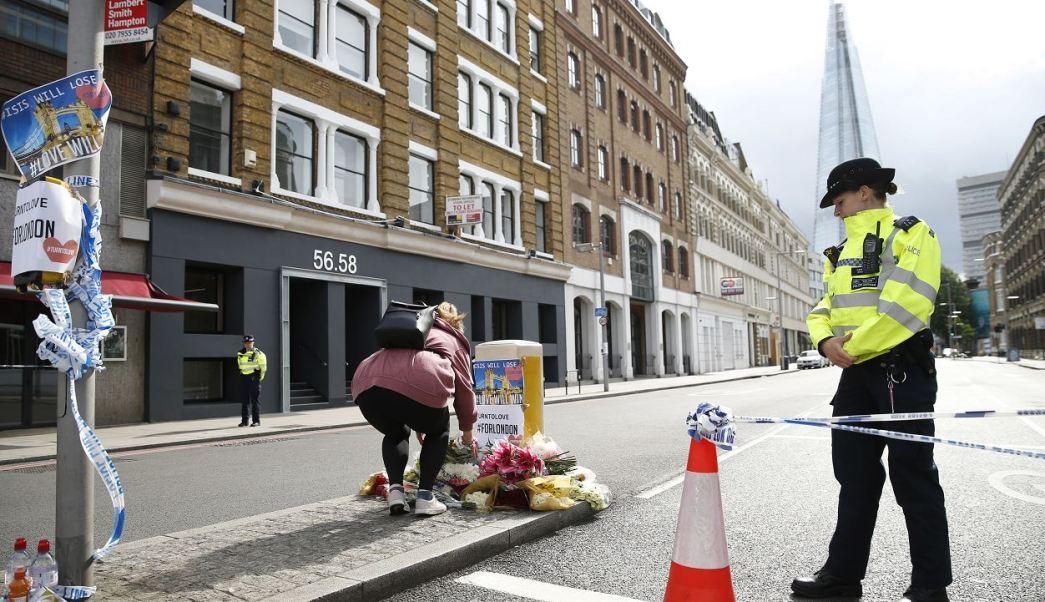Puente de Londres, atentado, terrorismo, Reino Unidos, policía londinense, seguridad
