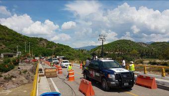 Puente de la carretera oaxaca istmo de tehuantepec