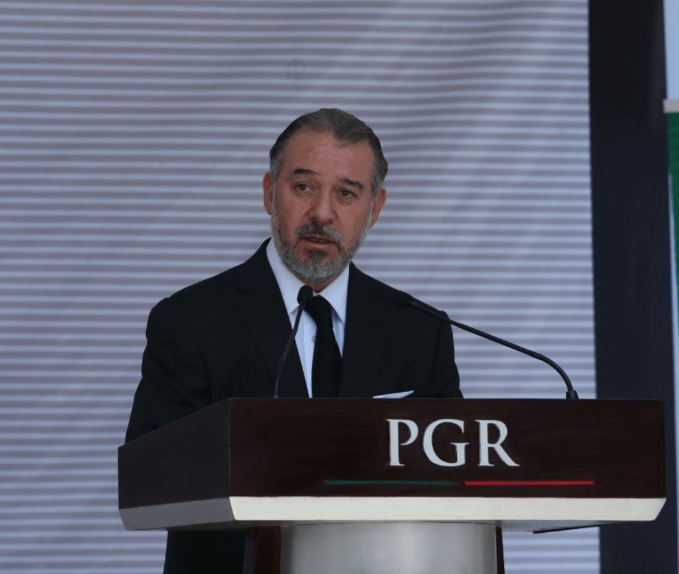Realiza PGR ceremonia luctuosa a mando asesinado en Morelia