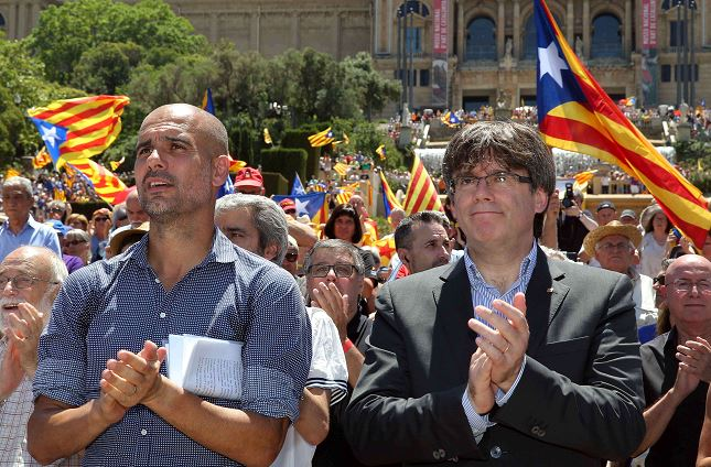 presidente de la Generalitat, presidente de gataluña, independentista, ANC