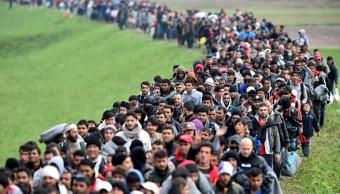 Migración forzada, Italia, Onu, Refugiados, Noticias internacionales, Noticieros