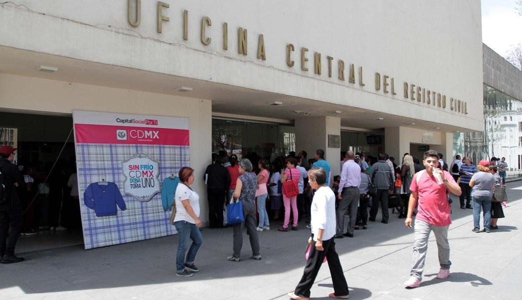 corrupci n se agrava en el registro civil de la cdmx