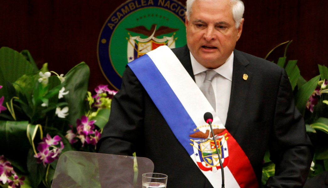 Panamá, detenido, expresidente, Ricardo Marinelli, justicia,