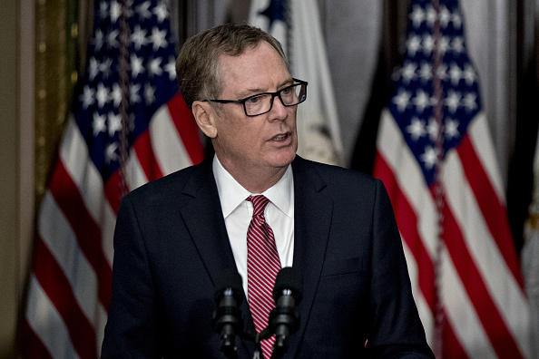 Robert Lighthizer, representante de Comercio de Estados Unidos
