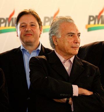 presidente de Brasil, Michel Temer, diputado federal, Rodrigo Rocha Loures, Brasil