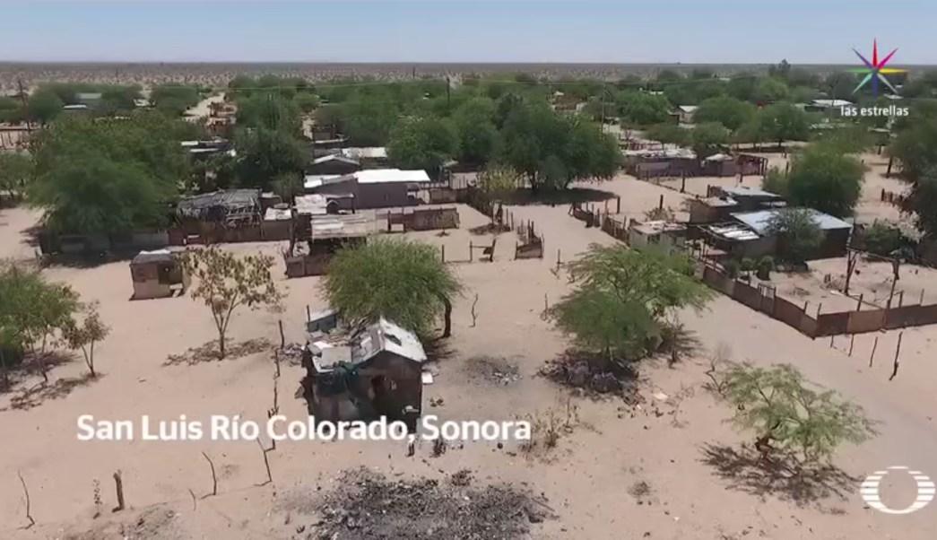 San Luis Río Colorado, Sonora, alcalde, Enrique Reina, embargo, predial