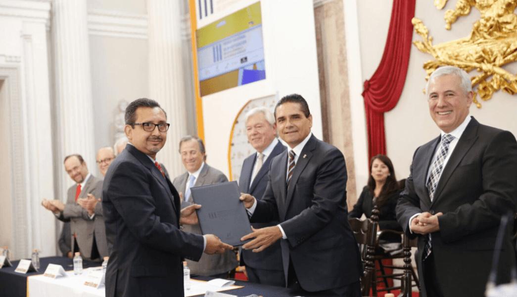 Silvano Aureoles, gobernador de Michoacán (1)