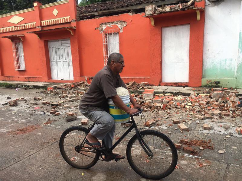 Sismo, Chiapas, 7.0 grados, daños, afectaciones, vivienda