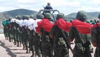 San Miguel Totolapan, Alud de Tierra, Alud, Soldados, Guerrero, Muertos, Ejército Mexicano