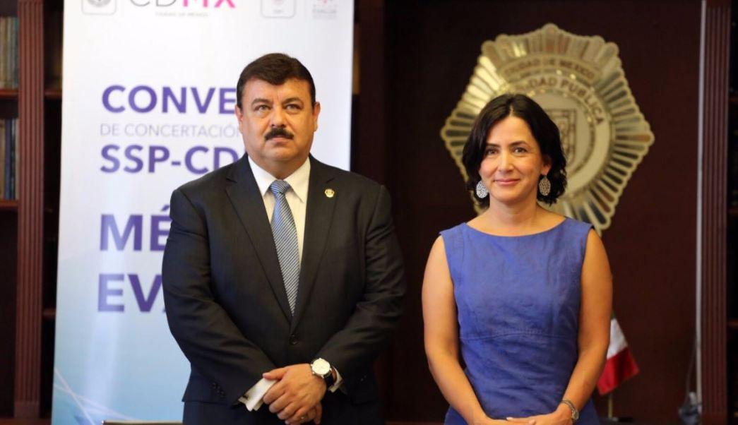 SSP, Mexico evalua, Delitos de alto impacto, Cdmx, Noticias