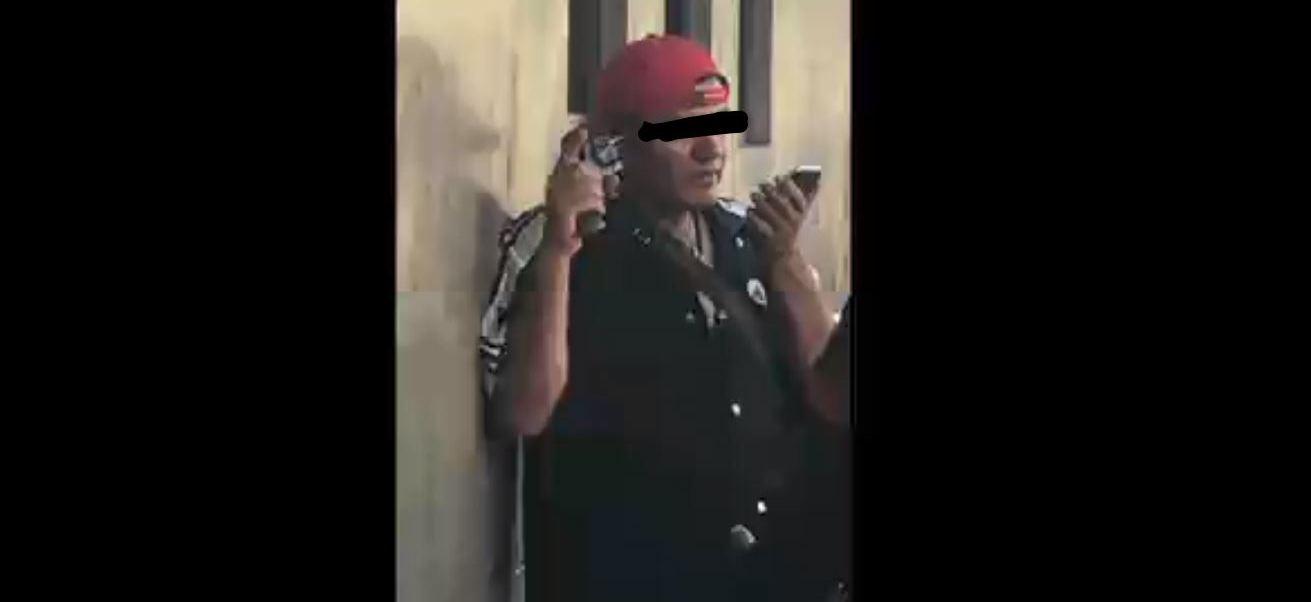 Policías de la CDMX evitan suicidio en Coyoacán