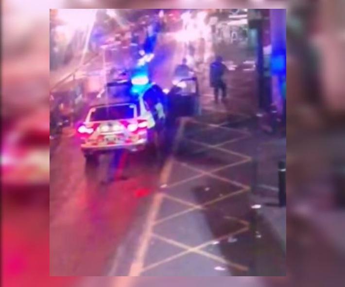 video, atentado en londres, puente de londres, ataque terrorista