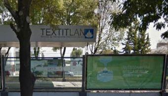 Tren ligero, Transporte cdmx, Descarrila tren, Textitlan, Noticieros televisa