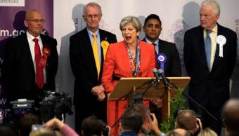 Conservadores, Theresa May, elecciones generales, Reino Unido, política