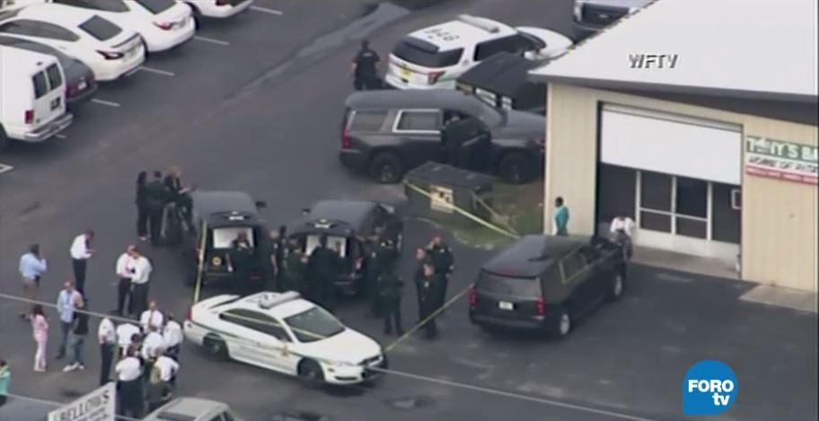 Autoridades reportan tiroteo en Orlando, Florida