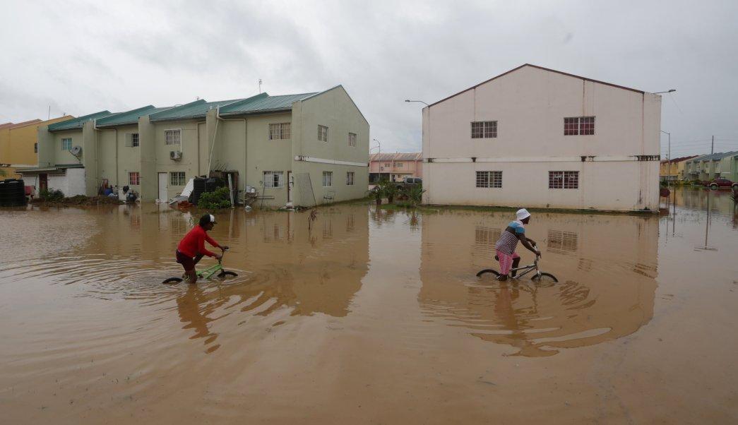 Tormenta, Bret, clima, seguridad, emergencia, onda tropical,