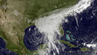 Tormenta tropical, Cindy, Louisiana, Estados Unidos, Golfo de México, clima