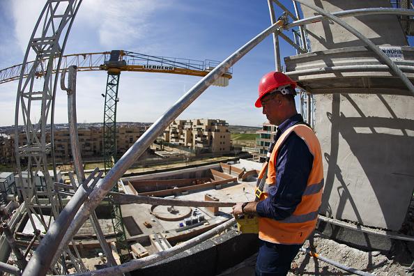 La construcción de vivienda bajó 2.4% en tasa interanual
