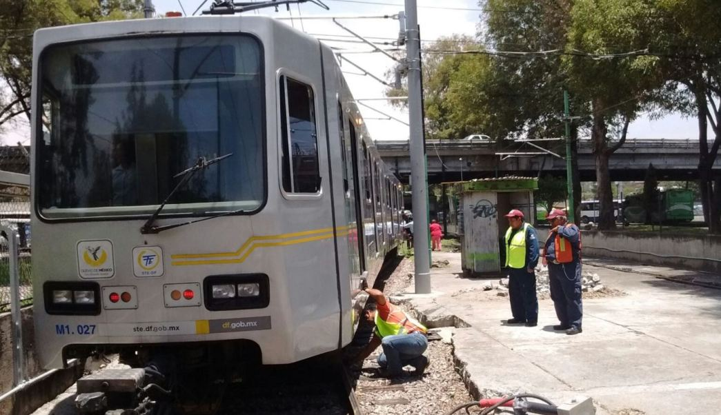 Tren ligero, Convoy, Descarrilamiento, Transporte, Noticias, Noticieros