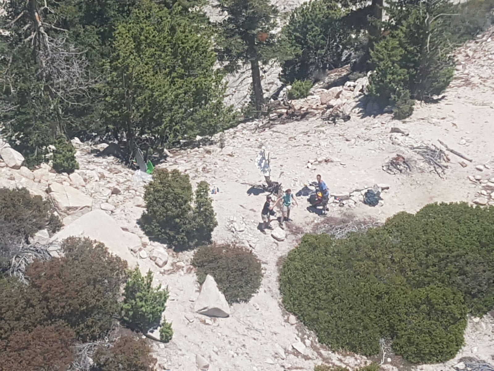 3 estadounidenses extraviados en San Pedro Mártir