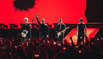 U2 regresa a México con su gira The Joshua Tree 2017