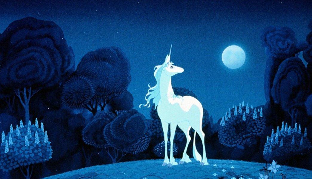 Last Unicorn, Último Unicornio, Studio Ghibli, Peter Beagle, libro
